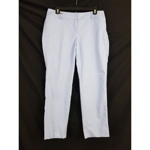 White House Black Market Size 8 Slim Ankle Pants